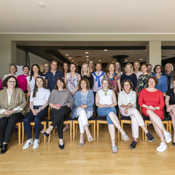 Executive Training 2019: Women and Cultural Change