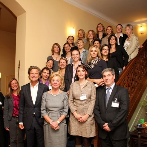 Executive Training Sept. 2012: 